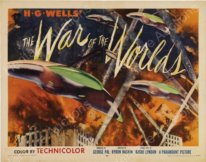 The War of the Worlds 2
