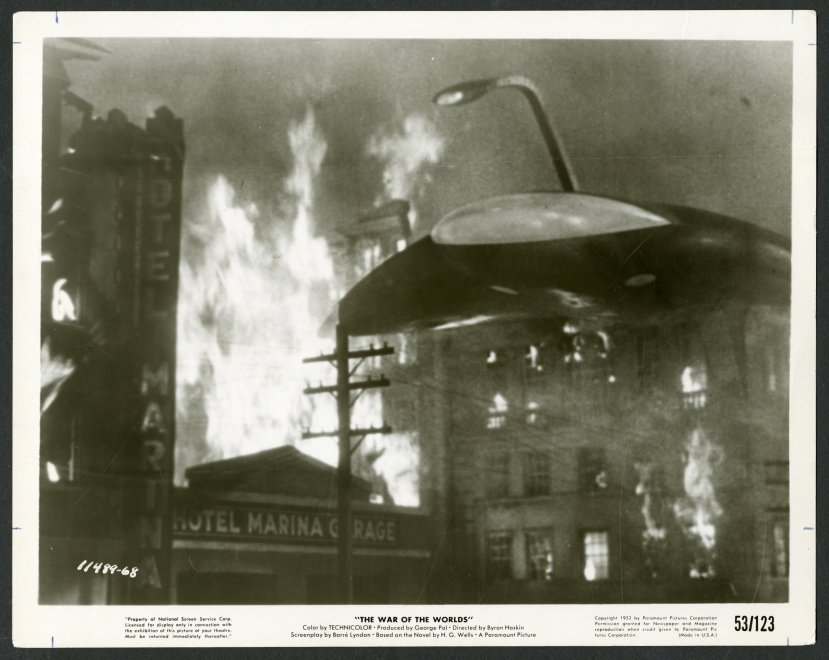 The War of the Worlds 21