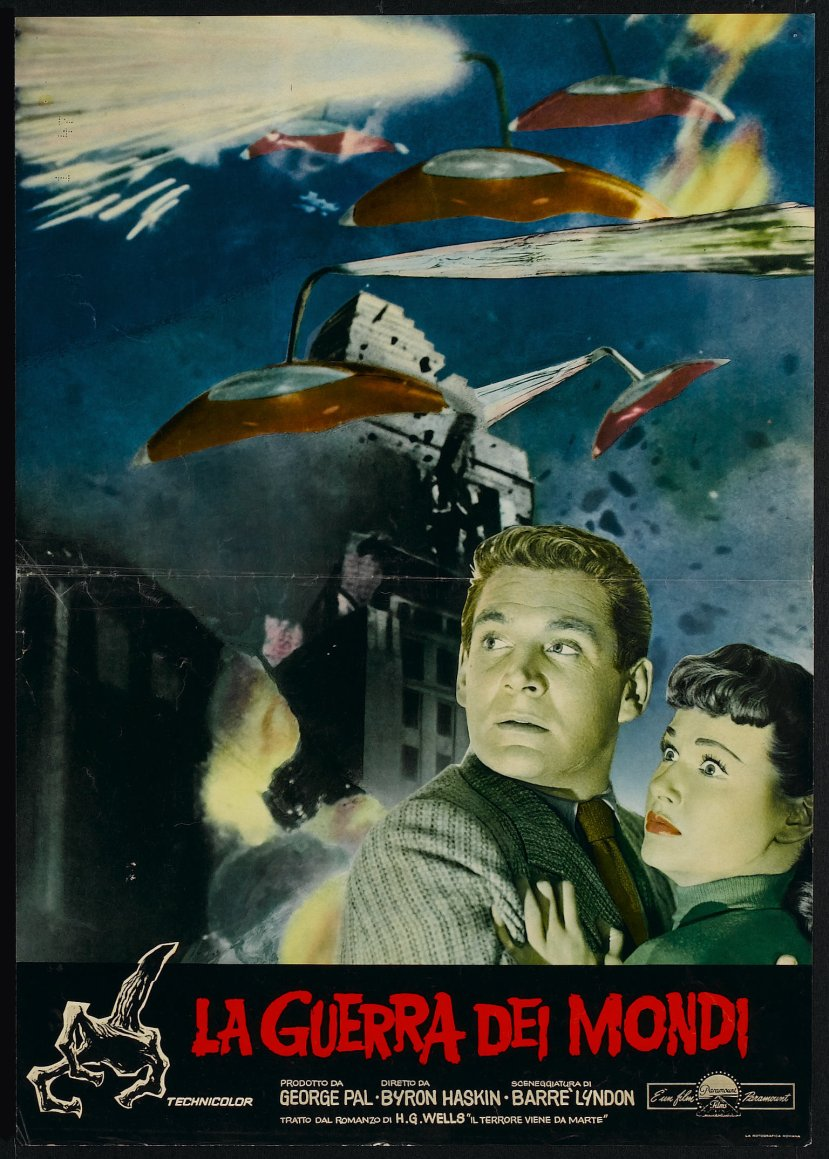 The War of the Worlds 23