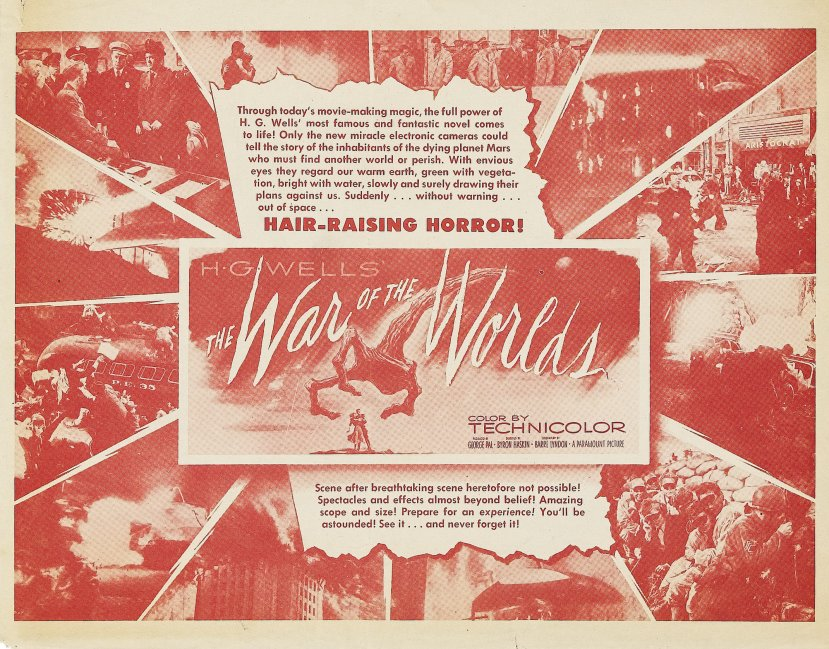 The War of the Worlds 26