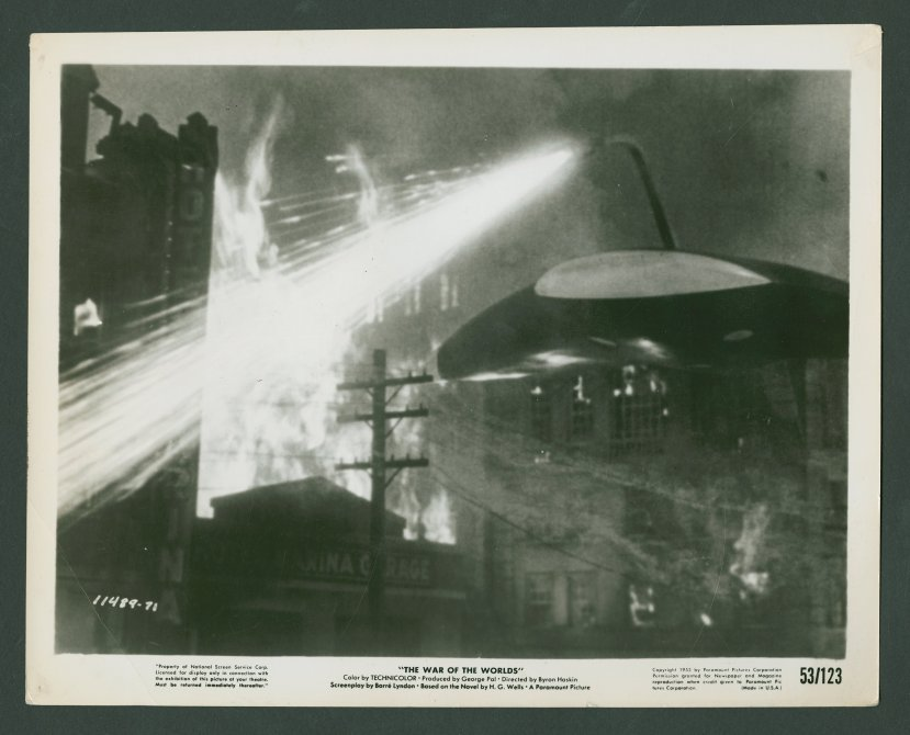 The War of the Worlds 28