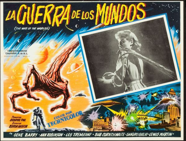 The War of the Worlds 31a