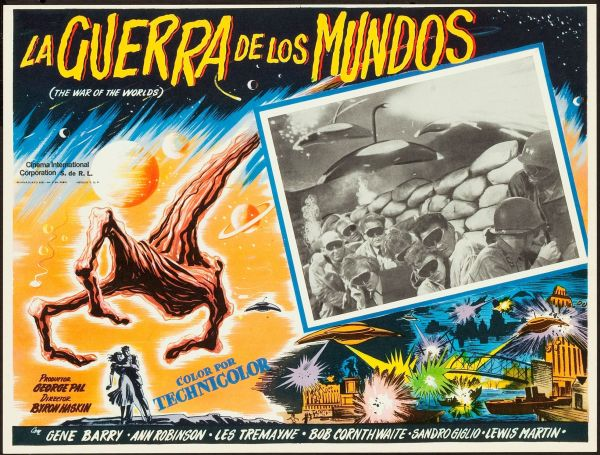 The War of the Worlds 31e