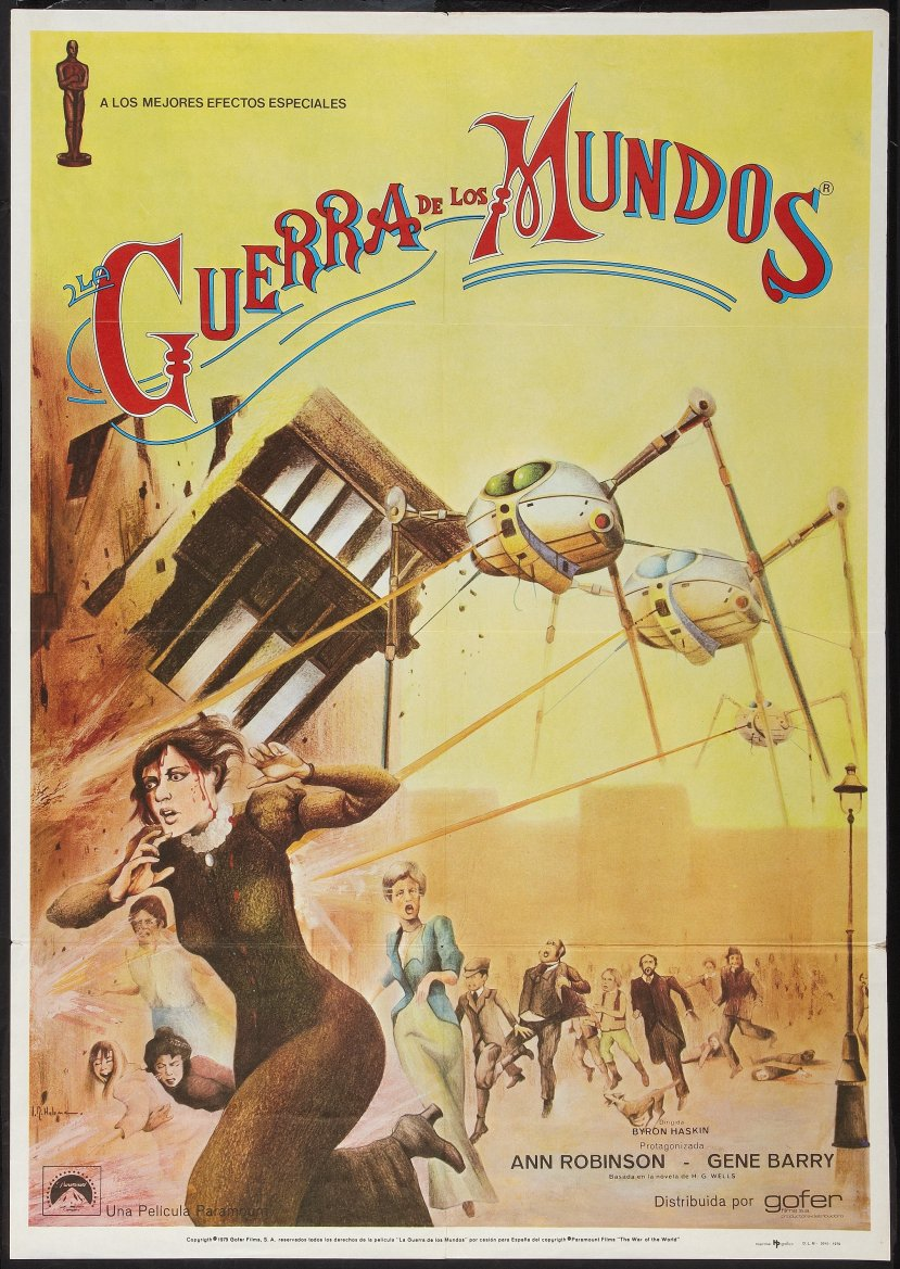 The War of the Worlds 37