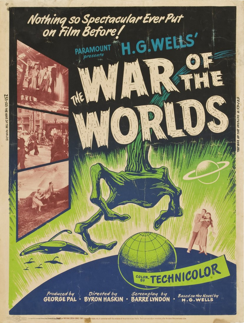 The War of the Worlds 4