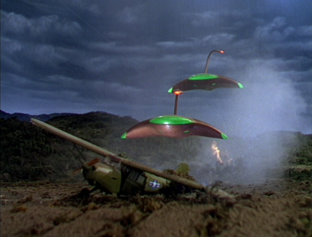 The War of the Worlds 58