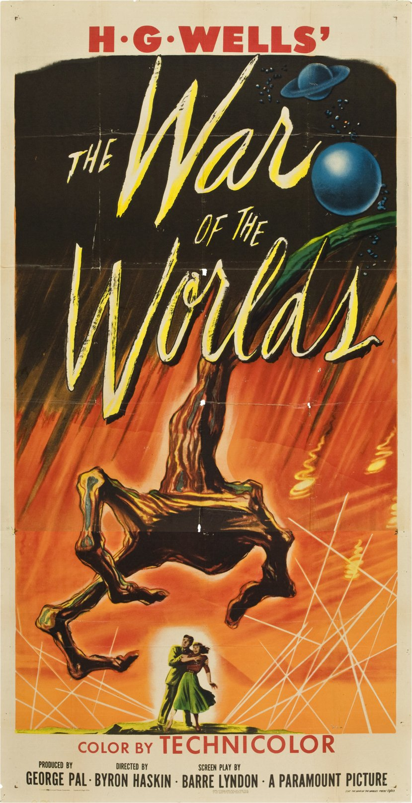 The War of the Worlds 6