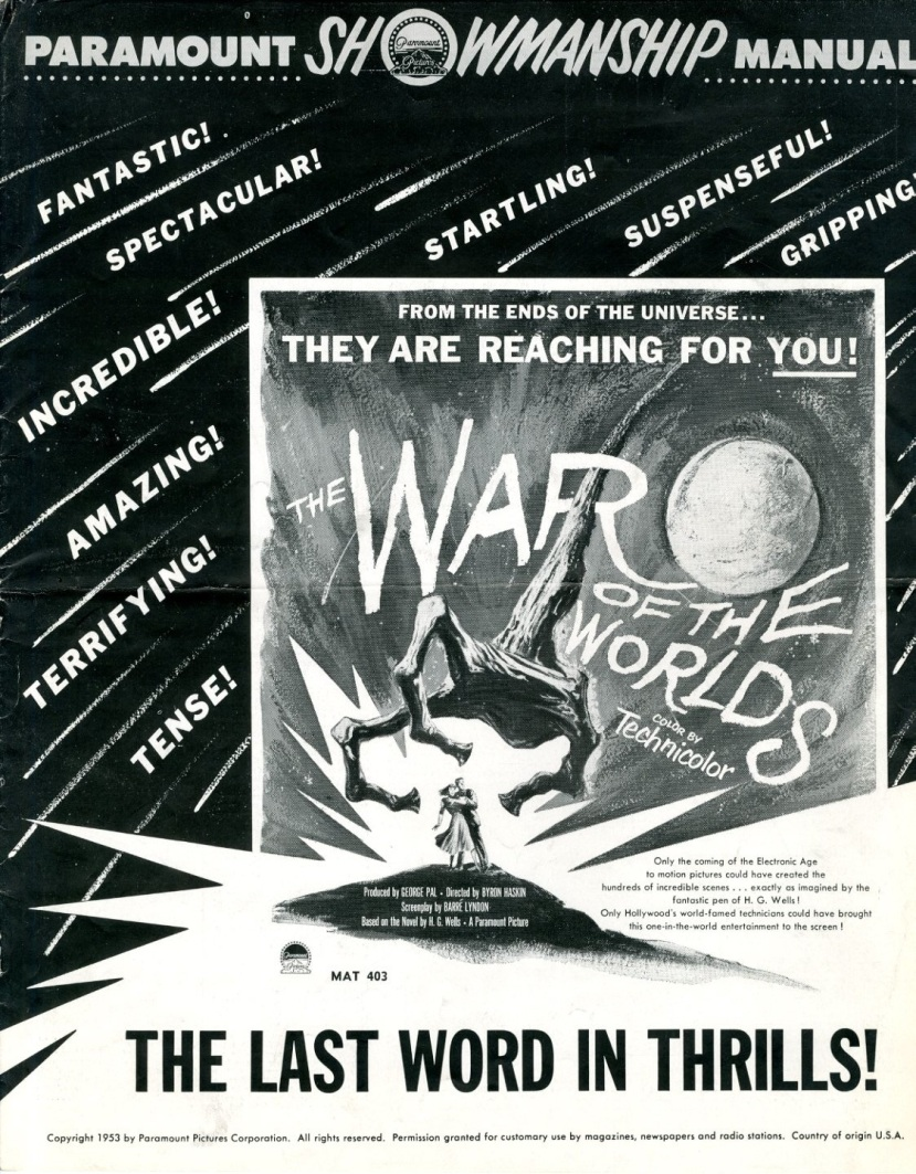The War of the Worlds 63a