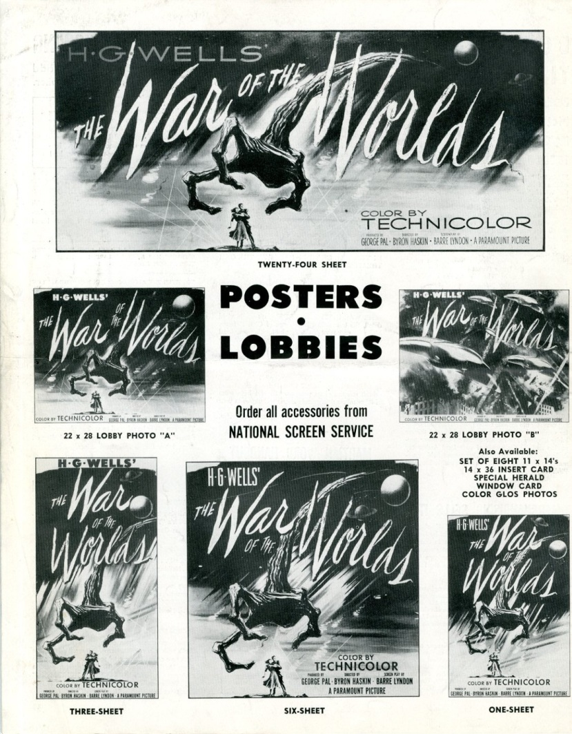 The War of the Worlds 64a
