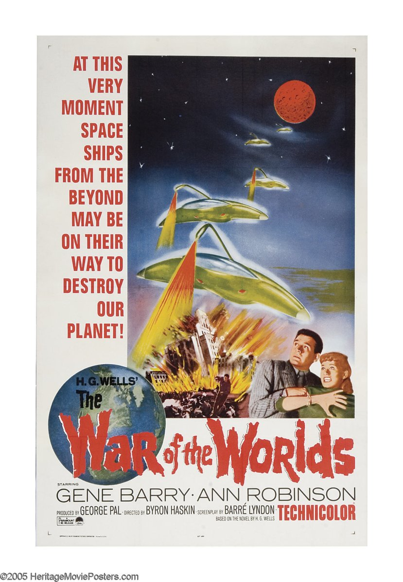 The War of the Worlds 7
