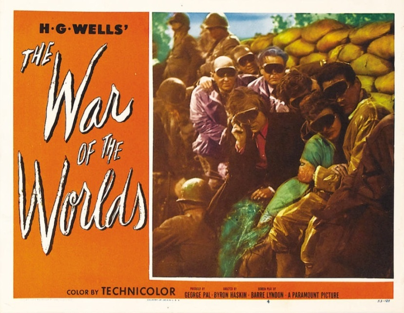 The War of the Worlds 70