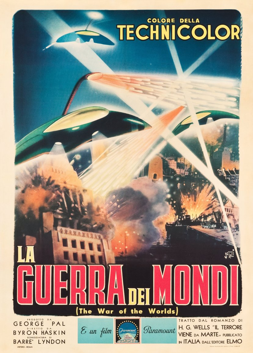 The War of the Worlds 8