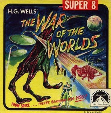 The War of the Worlds 85