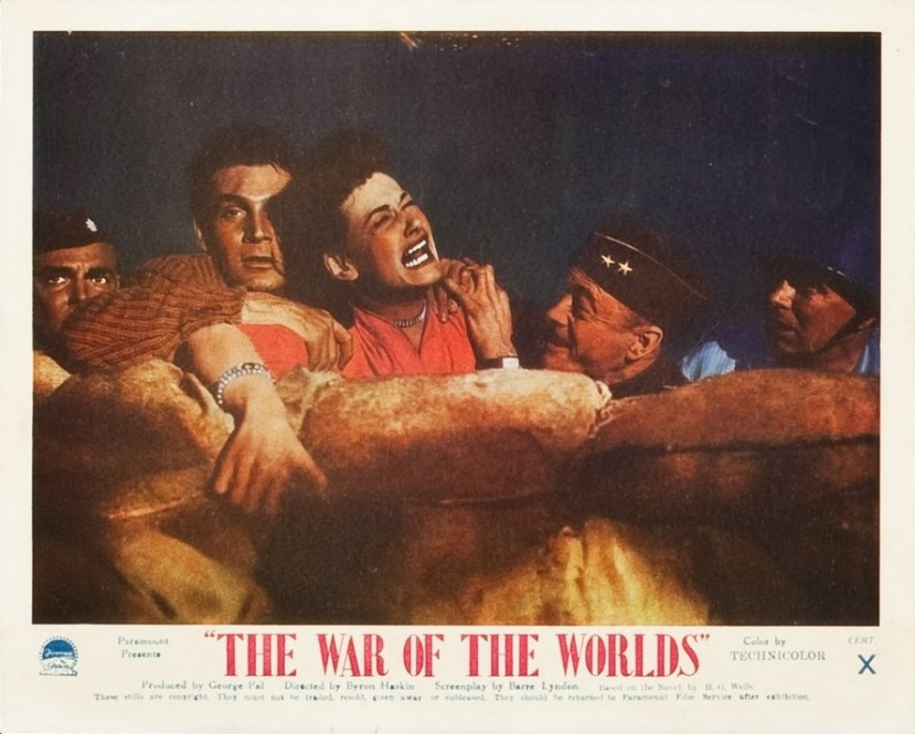 The War of the Worlds 86