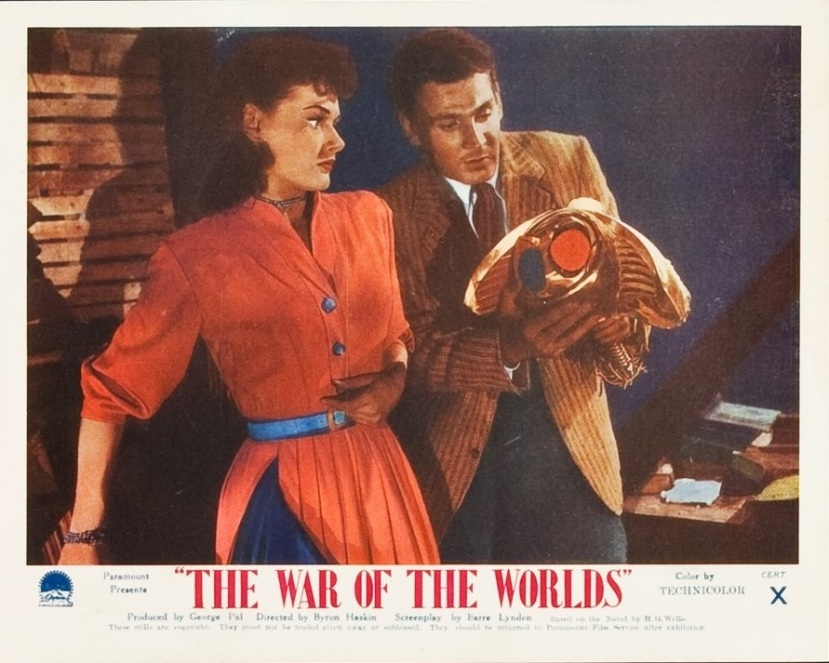 The War of the Worlds 89