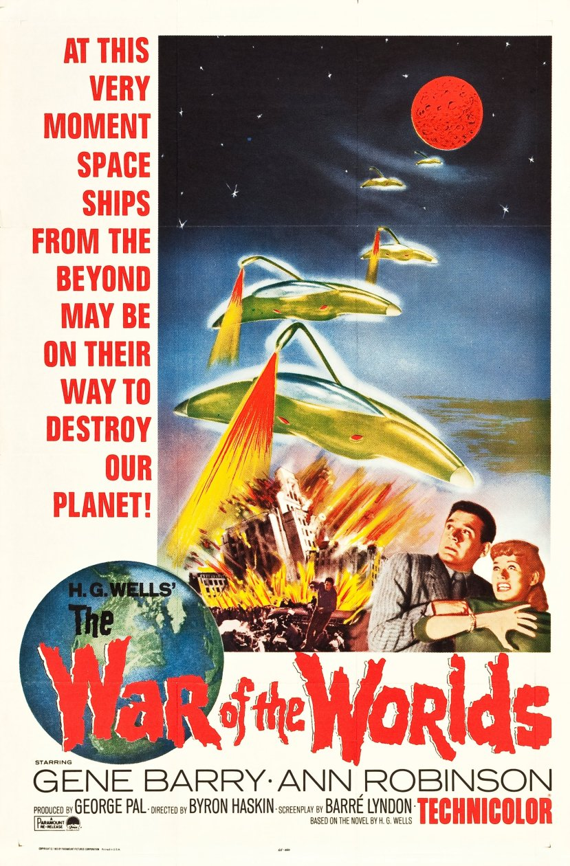The War of the Worlds 9