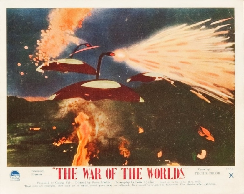 The War of the Worlds 91