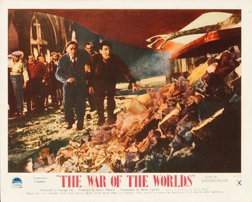 The War of the Worlds 92