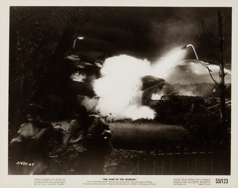 The War of the Worlds 95