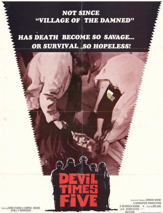 Devil Times Five 1