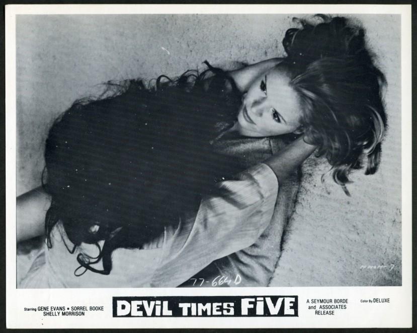 Devil Times Five 14