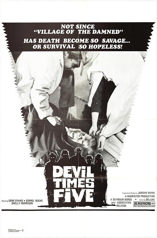 Devil Times Five 16