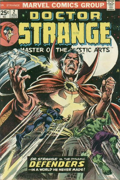 Doctor Strange Vol. 2 #2