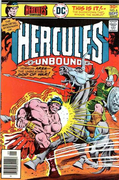 Hercules Unbound #6