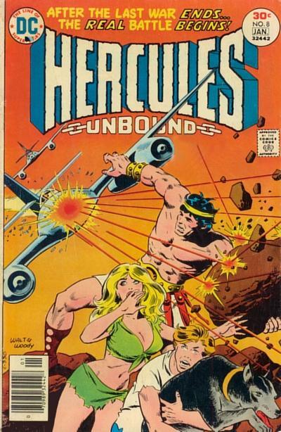 Hercules Unbound #8