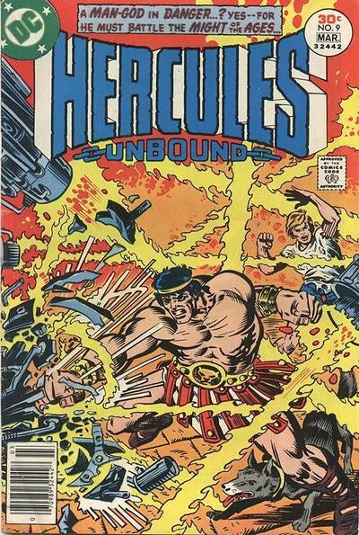 Hercules Unbound #9