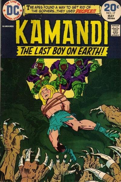 Kamandi #17
