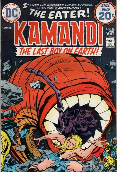 Kamandi #18