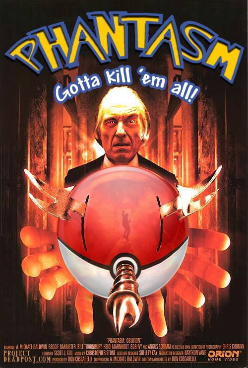 Phantasm Pokemon Go