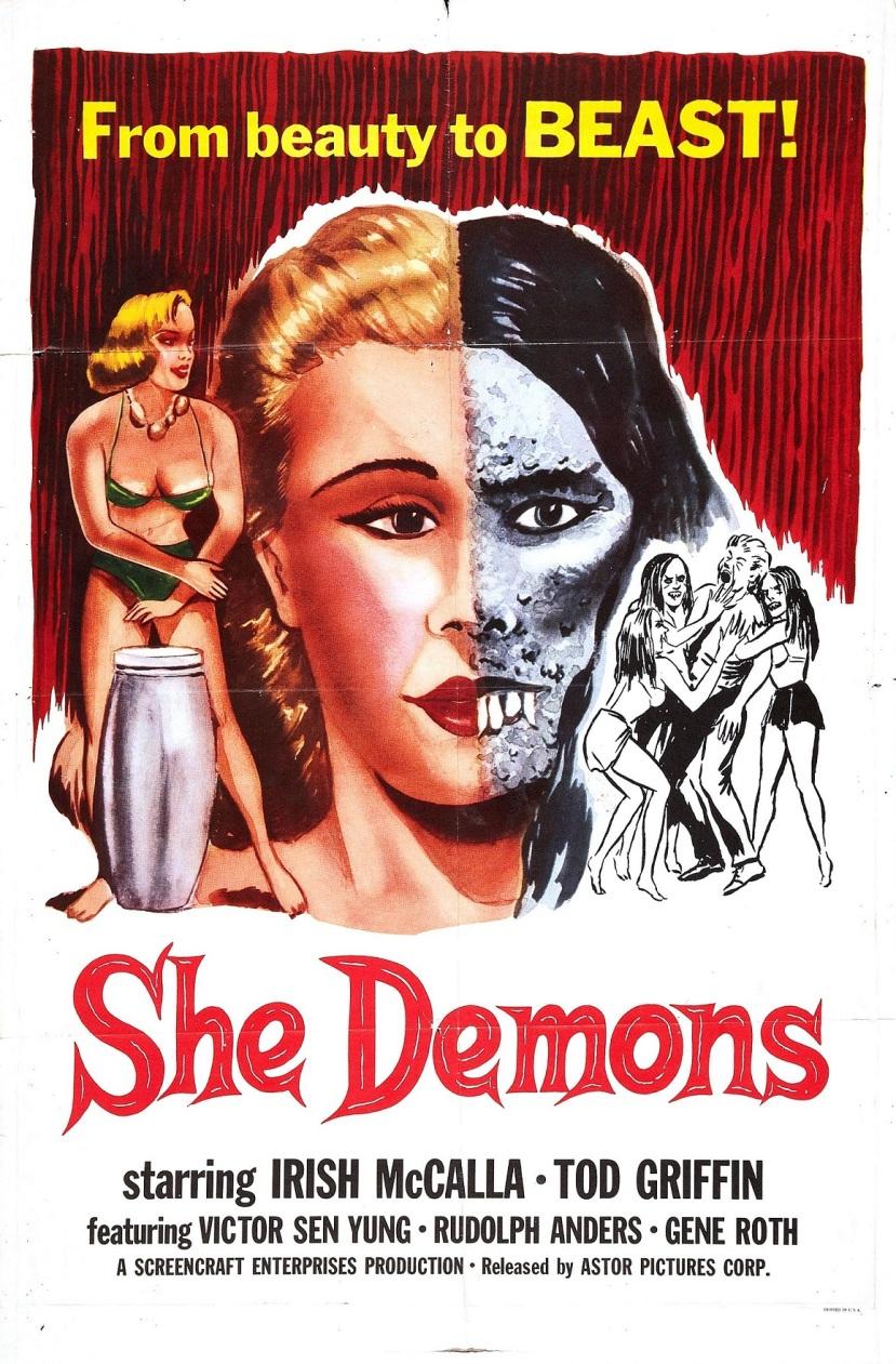 She Demons 1