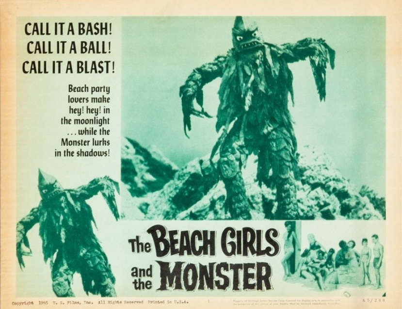 The Beach Girls and the Monster 11