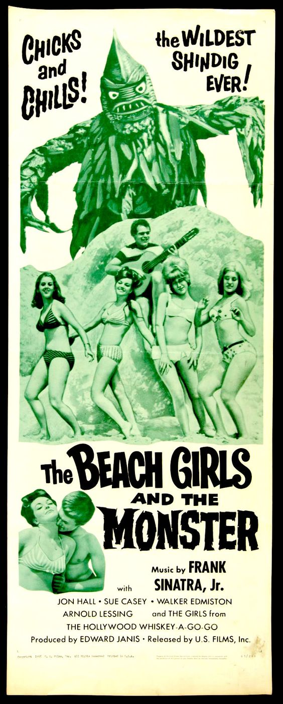 The Beach Girls and the Monster 19