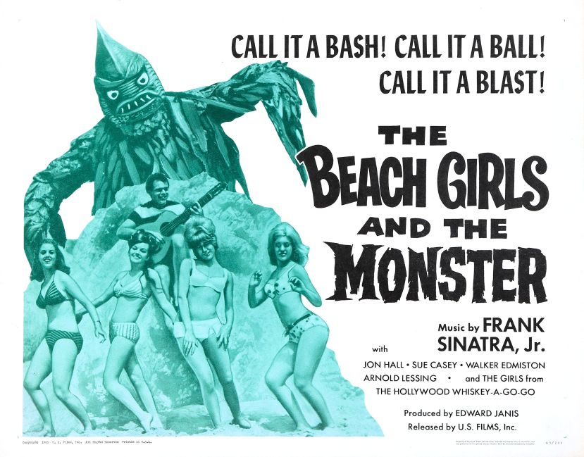 The Beach Girls and the Monster 2