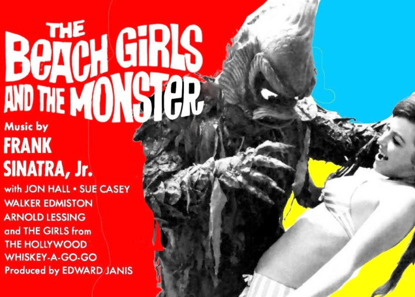 The Beach Girls and the Monster 20