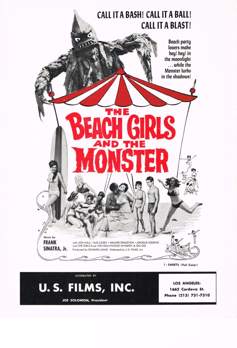 The Beach Girls and the Monster 21