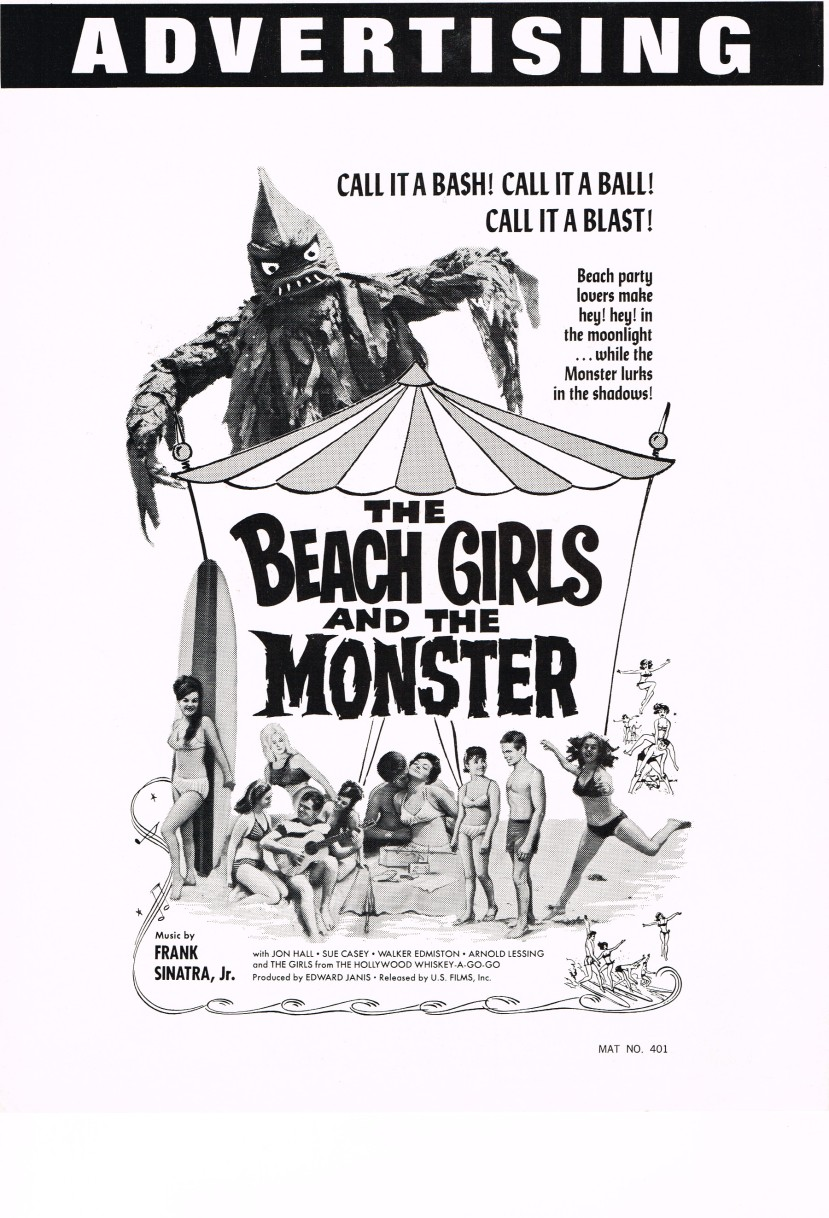 The Beach Girls and the Monster 23