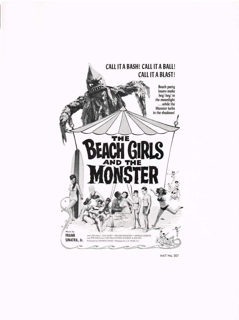 The Beach Girls and the Monster 25