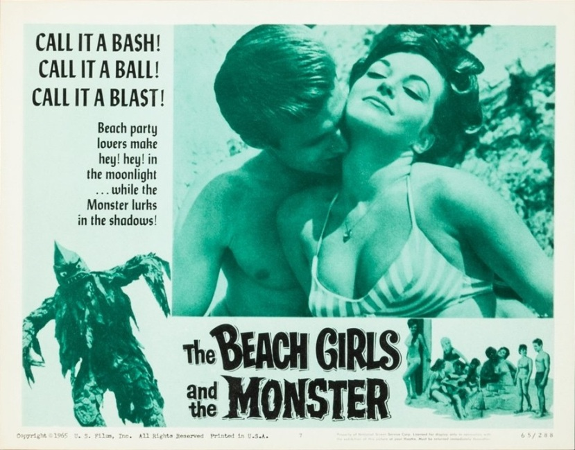 The Beach Girls and the Monster 7