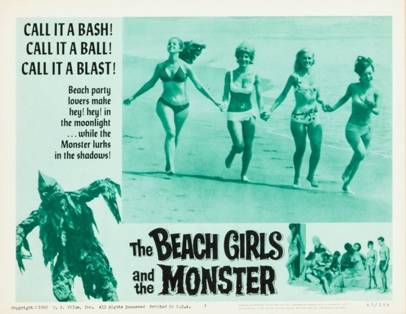The Beach Girls and the Monster 8