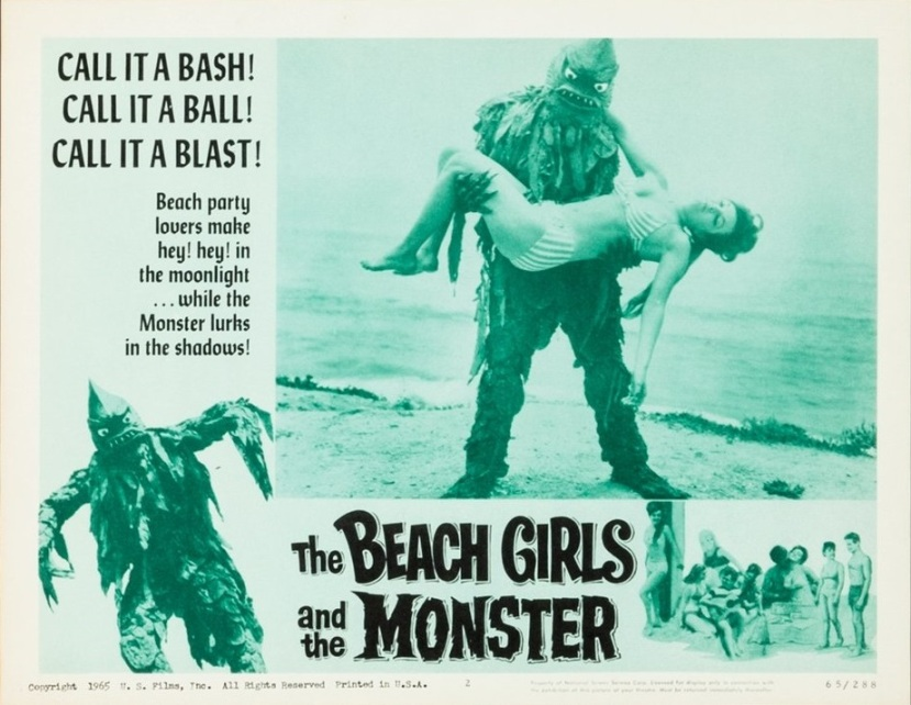 The Beach Girls and the Monster 9