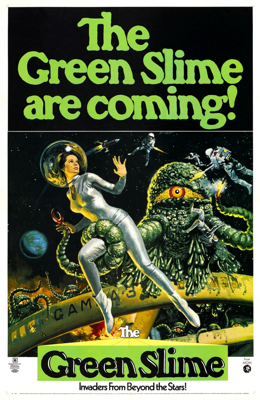 The Green Slime 1