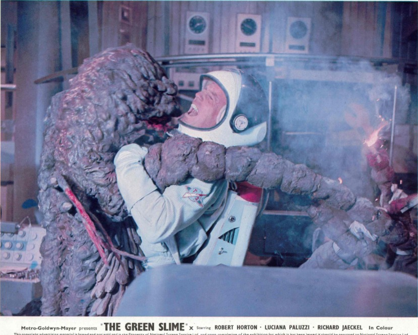 The Green Slime 21