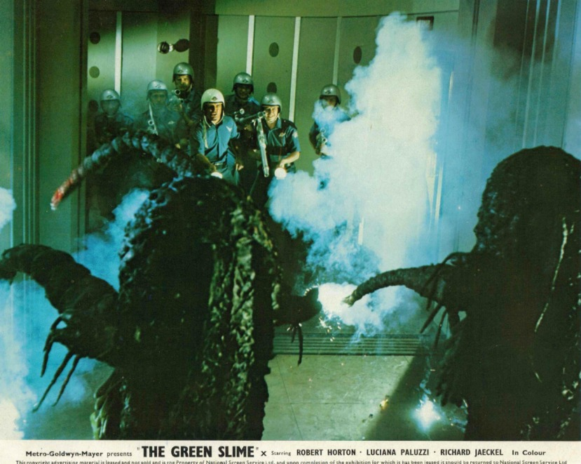 The Green Slime 22