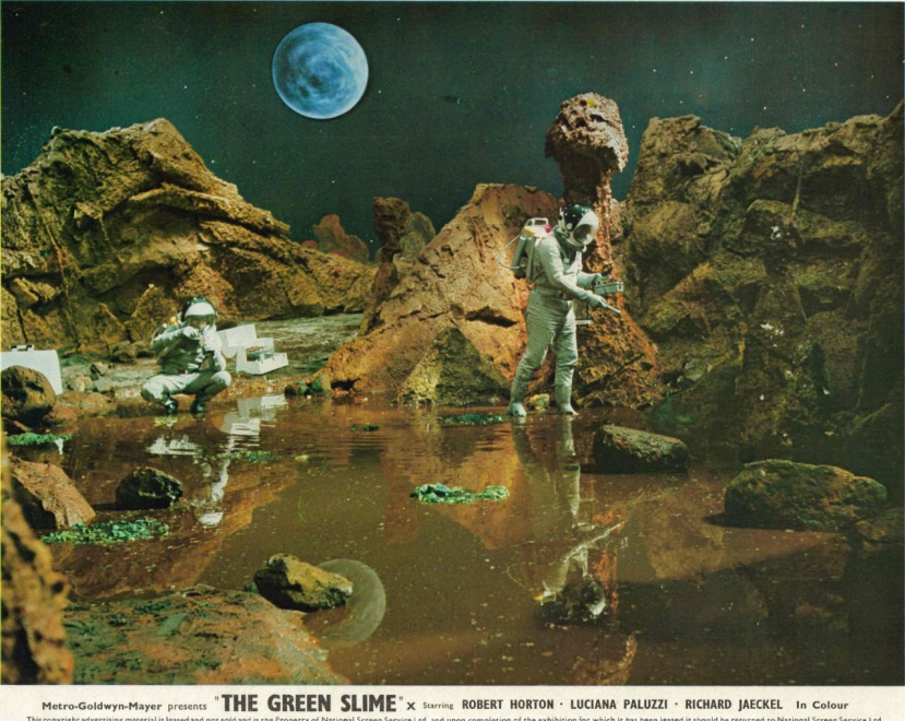 The Green Slime 24