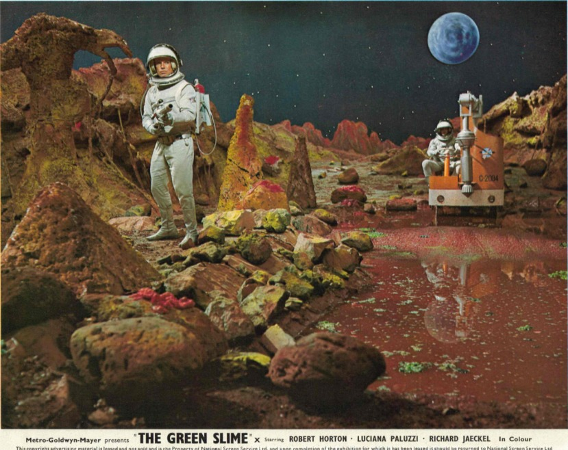 The Green Slime 25