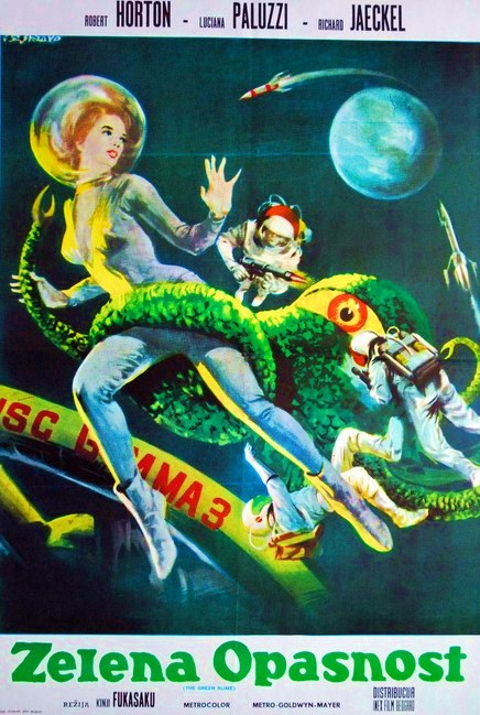 The Green Slime 40